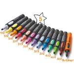 Neuland No.One® , wedge nib, 13 Colour Sets