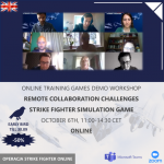 Online training games demo workshop - Strike Fighter - 6.10.2020