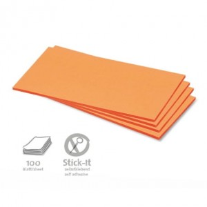 Rectangular Stick-It Cards