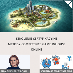 Competence Game inHouse Online Certification