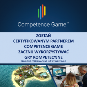 CERTYFIKACJA ONLINE COMPETENCE GAME Q3.2021