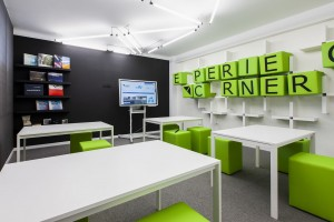 Rental of a training room in the Experience Corner Showroom