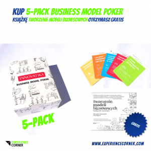 Business Model Poker 5-pack + Business Model Generation for FREE